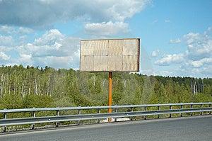 Billboard Stock Photo - Image: 9671780