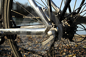 Bycicle 003 Stock Photo - Image: 9672930