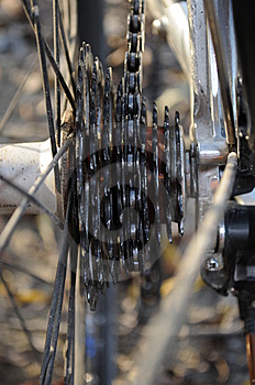 Bycicle 004 Stock Photography - Image: 9672942