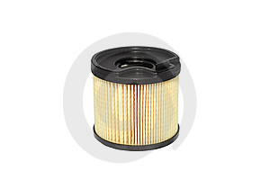 The Automobile Fuel Filter Royalty Free Stock Images - Image: 9675149