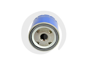 The Automobile Fuel Filter Royalty Free Stock Images - Image: 9675179