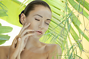 Spa Bliss Royalty Free Stock Images - Image: 9685219