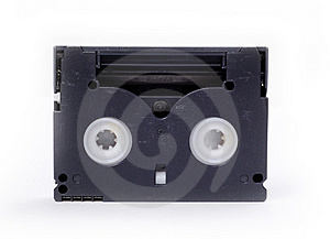 VIDEO TAPE Stock Photography - Image: 9687712