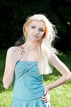 Woman Portrait Stock Photos - Image: 9688993