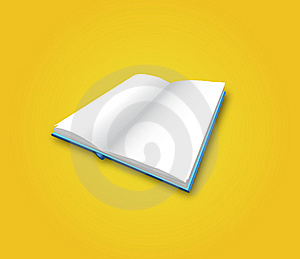 Illustrated Book Royalty Free Stock Image - Image: 9692576