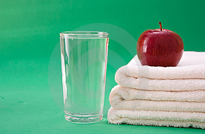 Healthy Lifestyle Royalty Free Stock Image - Image: 9698396