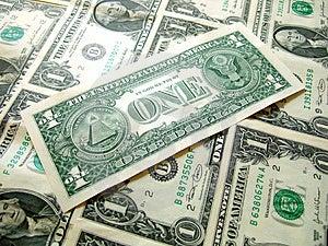 Amerikaans Dollarpak Royalty-vrije Stock Fotografie - Afbeelding: 978137