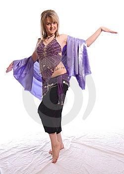 Indian Dance Royalty Free Stock Photos - Image: 9702558