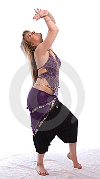 Indian Dance Royalty Free Stock Photography - Image: 9702667