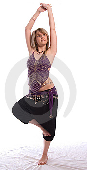 Indian Dance Stock Images - Image: 9702674