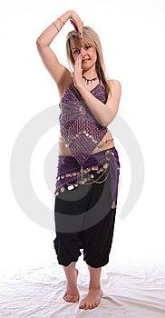 Indian Dance Royalty Free Stock Image - Image: 9702686