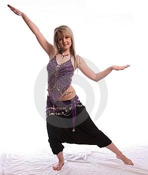 Indian Dance Stock Photo - Image: 9702690