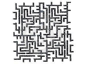 Maze Stock Photos - Image: 9708573