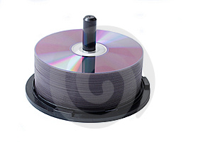 DVD Discs Stock Images - Image: 9711484