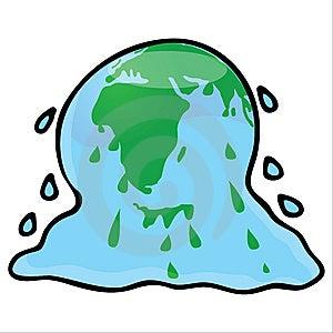Global Warming Royalty Free Stock Photo - Image: 9712585