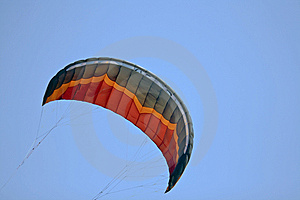 Power Kiting Royalty Free Stock Photography - Image: 9712897