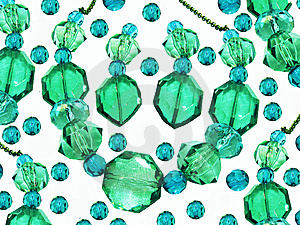 Jewelery Background Royalty Free Stock Photos - Image: 9714638