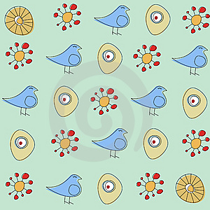 Decorative Pattern Vector Stock Images - Image: 9715764