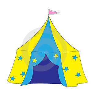 Tent Stock Photo - Image: 9716390