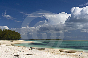 Kendwa Beach Royalty Free Stock Image - Image: 9718496