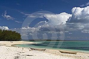 Kendwa Beach Royalty Free Stock Image - Image: 9718496