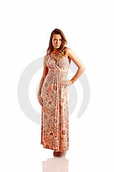 Sundress Royalty Free Stock Image - Image: 9720056