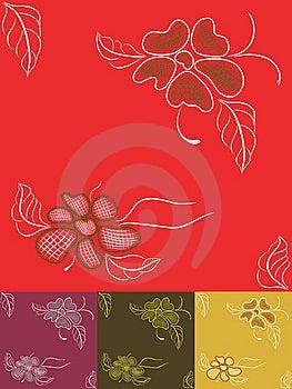 Flower Seamless Royalty Free Stock Photo - Image: 9721575