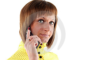 Young Business Woman Stock Image - Image: 9721591