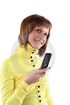 Young Business Woman Stock Images - Image: 9721634