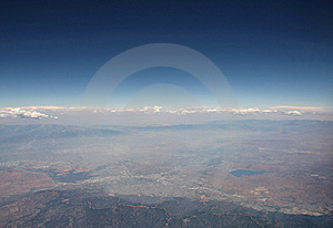 Rocky Mountain View Royalty Free Stock Images - Image: 9725339