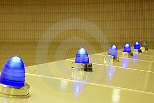 Indoor Lights Stock Images - Image: 9726754