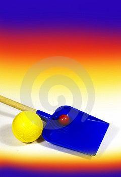 Beach Toys Stock Photos - Image: 9727223