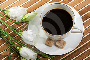 Coffee- Break With Love Royalty Free Stock Images - Image: 9729109