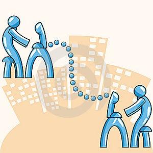 Bedrijfs Concept Royalty-vrije Stock Foto - Afbeelding: 9729445