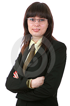 Business Woman Stock Images - Image: 9729524