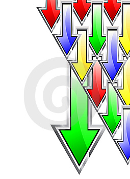 Colorful Design Element Royalty Free Stock Photo - Image: 9730785