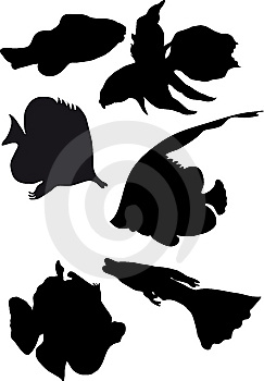 Icon Fish Stock Photography - Image: 9733532