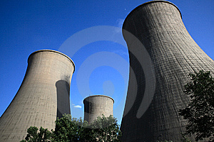 Iron And Steel Plant11 Royalty Free Stock Image - Image: 9734486