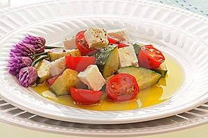 Greek Salad Stock Photography - Image: 9739452