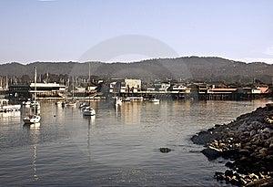 Monterey's Shoreline Stock Photo - Image: 9739740