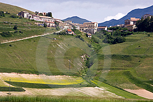Village Royalty Free Stock Photo - Image: 9741945