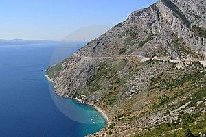 Adriatic Coast Royalty Free Stock Images - Image: 9746839