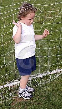 Goalie Stock Image - Image: 9747991