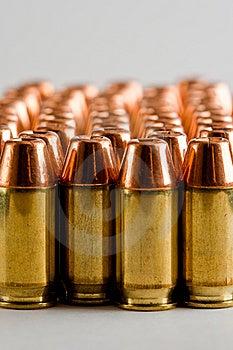 .45 Acp Ammunition 2 Royalty Free Stock Image - Image: 9749416