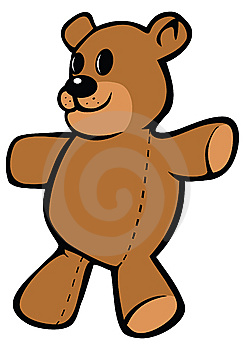 Plush Teddy Bear Stock Photography - Image: 9750122