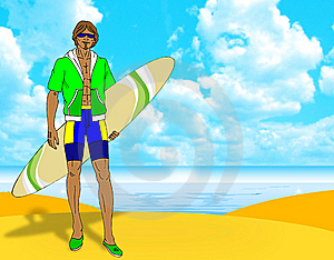 Surf Sport Stock Images - Image: 9752134