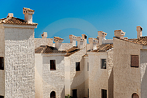 Spain Real Estate Stock Photography - Image: 9753262