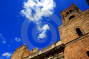 Monreale Cathedral, Norman Architecture, Sicily Stock Photography - Image: 9753272