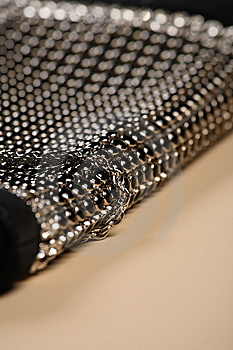 Trendy Clutch Bag Royalty Free Stock Image - Image: 9757816