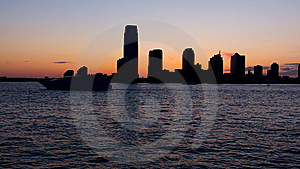 Battery Park City Stock Photography - Image: 9757872